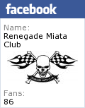 Click here to go to Renegade Miata Facebook page